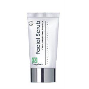 Περιποίηση Προσώπου Frezyderm Facial Scrub Gel Kαθαρισμού & Απολέπισης Για πρόσωπο & λαιμό – 100ml