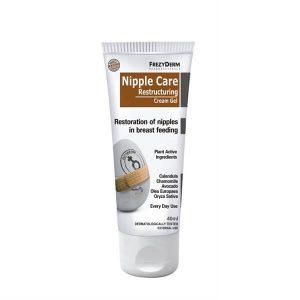 Μαμά - Παιδί Frezyderm Nipple Care Restructuring Cream Gel Αναπλαστική Κρέμα Θηλών – 40ml
