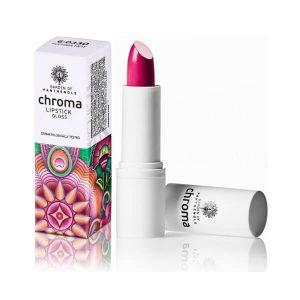 Χείλη Garden Of Panthenols Chroma Lip Stick Gloss G-0330 Fuchsia Hot Λαμπερό Κραγιόν – 4g