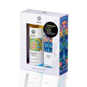 Απολέπιση Garden of Panthenols Σετ Lifting Effect Eye Cream Κρέμα Ματιών 30ml & Δώρο Waterproof Eye Make Up Remover Λοσιόν Καθαρισμού 150ml