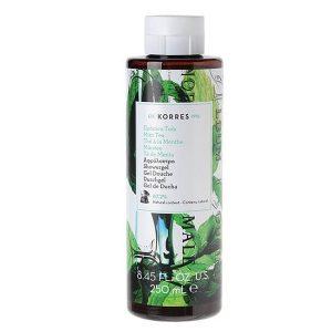 Αφρόλουτρα-Άνδρας Korres Αφρόλουτρο Πράσινο Τσάι – 250ml
