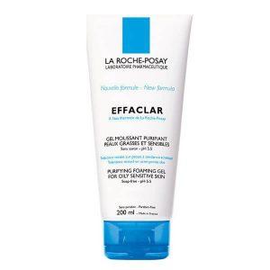 Ακμή - Λιπαρότητα La Roche Posay – Effaclar – Απαλό Gel Καθαρισμού Προσώπου Για το Ευαίσθητο, Λιπαρό ή Ακνεϊκό Δέρμα – 200ml