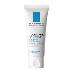 Γυναίκα La Roche Posay – Toleriane Sensitive Ενυδατική Κρέμα με Πρεβιοτικά για Ευαίσθητες Επιδερμίδες – 40ml