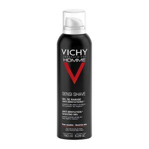 Άνδρας Vichy Homme Sensi Shave Gel Ξυρίσματος κατά των Ερεθισμών – 150ml