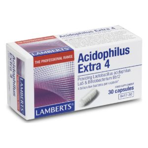 Αντιμετώπιση Lamberts – Προβιοτικό Σκεύασμα – 30caps