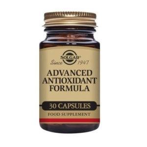 Βιταμίνες Solgar – Συμπλήρωμα Διατροφής με Αντιοξειδωτική Δράση για την Προστασία των Υγιών Κυττάρων του Οργανισμού – 30veg.caps