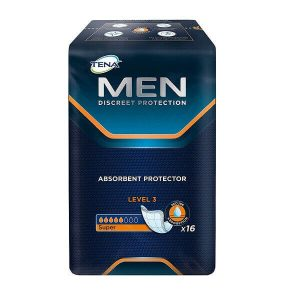 Home Care Tena – Men Absorbent Protector Level 3 – 16pcs