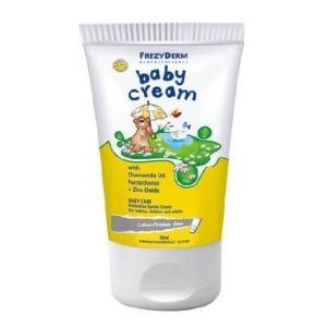 Ευαίσθητο Δέρμα Βρέφους Frezyderm Baby Cream – Βρεφική Κρέμα για Ευαίσθητες Επιδερμίδες 50ml