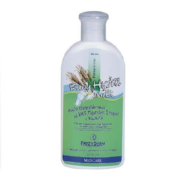 Ενυδάτωση - Baby Oil Frezyderm Baby Hydra Milk – Βρεφικό Γαλάκτωμα 200ml