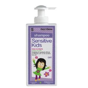 Μαμά - Παιδί Frezyderm Sensitive Kids Shampoo – Σαμπουάν για Κορίτσια 200ml