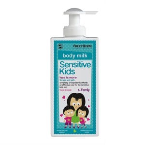 Μαμά - Παιδί Frezyderm Sensitive Kids Body Milk – Παιδικό Γαλάκτωμα 200ml