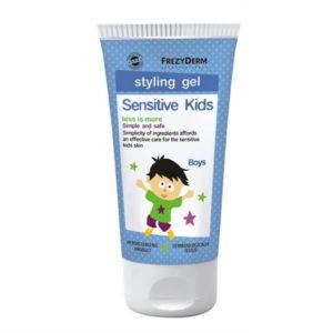 Μαμά - Παιδί Frezyderm Sensitive Kids Styling Gel – Απαλό Παιδικό Τζελ Για Μαλλιά 100ml