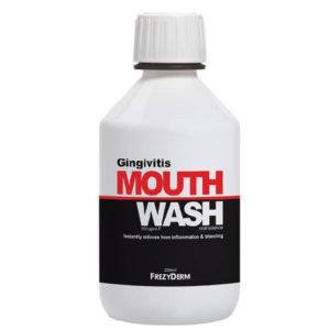 Φαρμακείο Frezyderm Mouthwash Gingivital – Στοματικό Διάλυμα 250ml