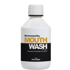 Φαρμακείο Frezyderm Homeopathy Mouthwash – Στοματικό διάλυμα 250ml