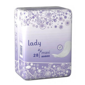 Home Care AMD – Pad for Ladies Maxi – 28pcs