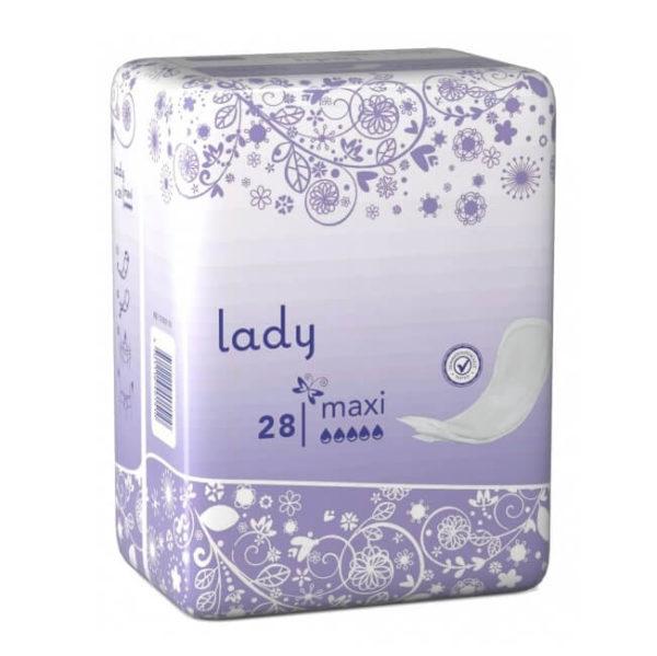 Σερβιέτες Ακράτειας AMD – Σερβιέτες Lady Maxi 28τμχ REF. 17005110