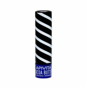 4Εποχές Apivita Lip Care με Βούτυρο Κακάο SPF20 – 4.4gr