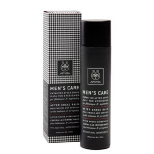 Man Apivita Men's Care After Shave Balm with Balsam & Propolis – 100ml