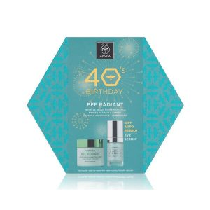 Antiageing - Firming Apivita – Promo Box Bee Radiant Rich Texture 50ml & Δώρο 5-Action Eye Serum 15ml