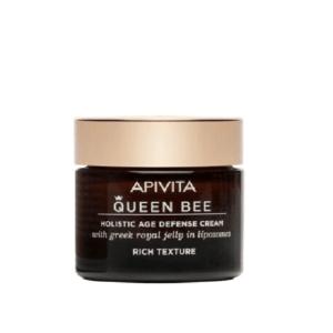 Γυναίκα APIVITA Queen Bee Κρέμα Ολιστικής Αντιγήρανσης Πλούσιας Υφής 50ml