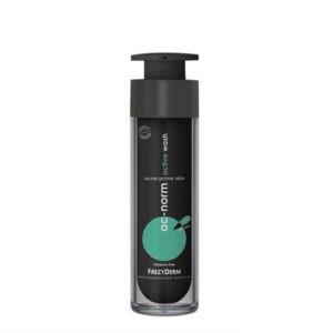 Ακμή - Λιπαρότητα Frezyderm Ac-Norm Active Wash Καθαριστικό Προσώπου για την Ακμή – 50ml