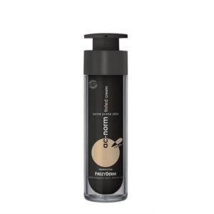 Περιποίηση Προσώπου Frezyderm Ac-Norm Tinted Cream Έγχρωμη Επικαλυπτική Κρέμα – 50ml