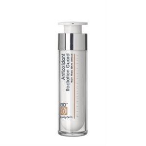 Γυναίκα Frezyderm Antioxidant Radiation Guard SPF80 Προστασία Για Δερματικές Περιοχές Υψηλού Κινδύνου – 50ml