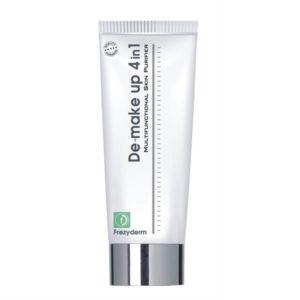 Περιποίηση Προσώπου Frezyderm De-Make Up 4 In 1 Απαλό γαλάκτωμα καθαρισμού για το πρόσωπο – 200ml