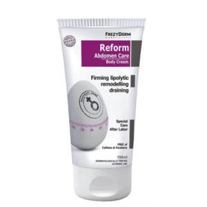 Εγκυμοσύνη - Νέα Μαμά Frezyderm Reform Abdomen Care Κρέμα Επανόρθωσης Μετά τον Τοκετό – 150ml
