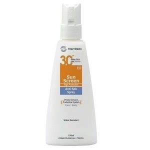 4Seasons Frezyderm – Sun Screen Anti-Seb Spray SPF30 150ml