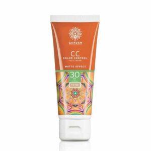 4Εποχές Garden Of Panthenols – CC Color Cream – Αντιγηραντική Κρέμα Προσώπου SPF30 – 50ml