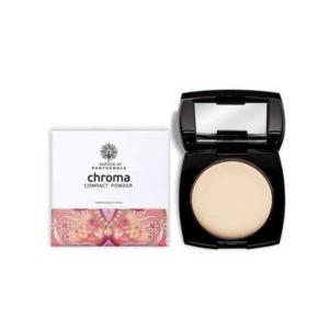 Γυναίκα Garden Of Panthenols Chroma Powder PS-20 Shimmery Peach Απαλή Πούδρα – 12g