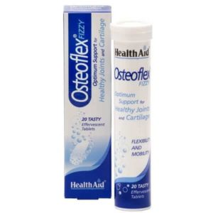Άθληση - Κακώσεις Health Aid Osteoflex Fizzy για Ευλύγιστες Αρθρώσεις 20 Αναβράζοντα Δισκία