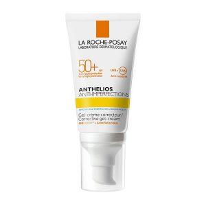 Αντηλιακά Προσώπου La Roche Posay – Anthelios Anti-imperfections Gel Cream Αντηλιακή Κρέμα για Ακνεϊκα Δέρματα SPF50+ 50ml