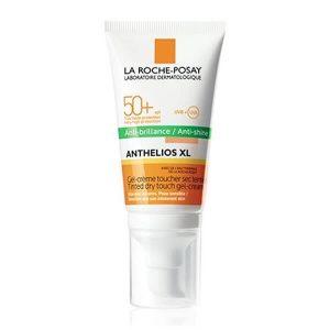 4Εποχές La Roche Posay – Anthelios Anti-Shine Tinted Dry Touch Gel Cream Αντηλιακή Κρέμα Προσώπου Ματ με Χρώμα SPF50+ 50ml
