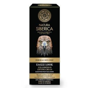 Άνδρας Natura Siberica – Ανδρική Κρέμα Ματιών Lifting – 30ml
