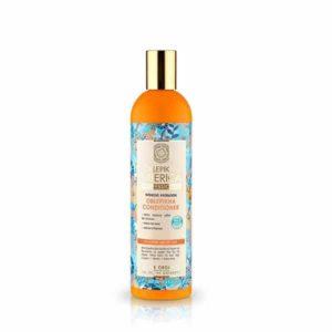 Περιποίηση Μαλλιών-Άνδρας Natura Siberica Oblepikha Conditioner Κρέμα Μαλλιών για Εντατική Ενυδάτωση Κανονικά και Ξηρά Μαλλιά – 400ml