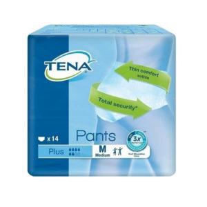 Βρακάκι Pant Νύχτας Tena – Πάνα Βρακάκι Ενηλίκων Plus Medium – 14τμχ