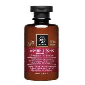 Hair Care Apivita Women's Tonic Shampoo with Hippophae TC & Laurel 250ml
