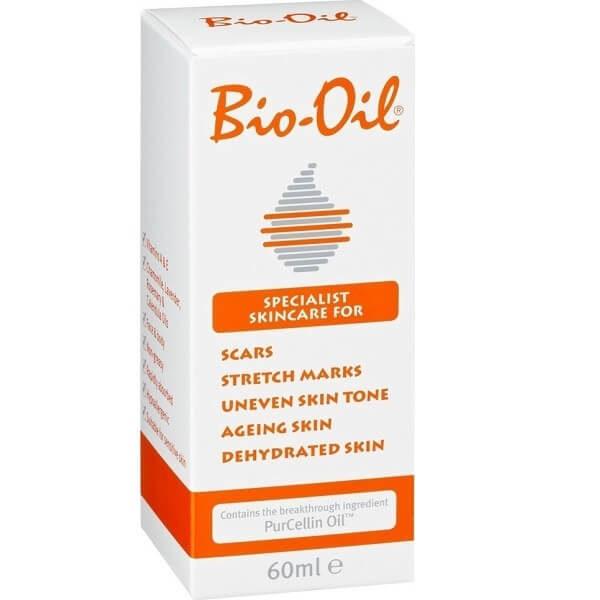 Εγκυμοσύνη - Νέα Μαμά Bio-Oil PurCellin Λάδι Επανόρθωσης Ουλών και Ραγάδων 60ml