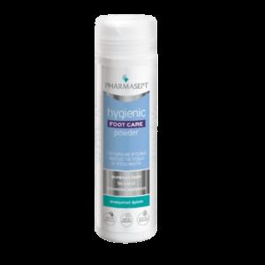 Ξηρότητα-Σκασίματα-ph Pharmasept Foot Care Powder Φυσική Πούδρα Αμύλου για Πόδια & Υποδήματα που Καταπολεμά Ιδρώτα Κακοσμία & Μύκητες 70gr