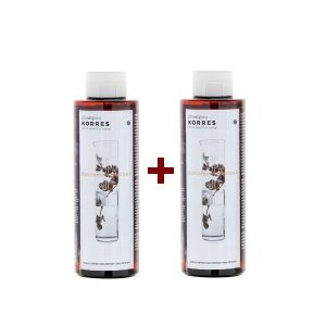 1+1 Gift Korres Shampoo Aloe and Dittany for Normal Hair 250ml (1+1 Gift)