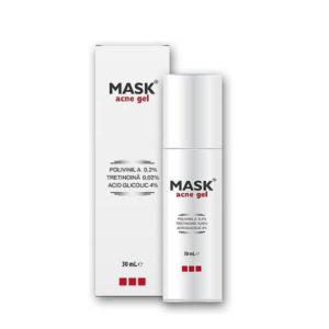 Ακμή - Λιπαρότητα Meditrina – Mask Plus Acne Gel Γέλη Κατά Της Ακμής 30ml