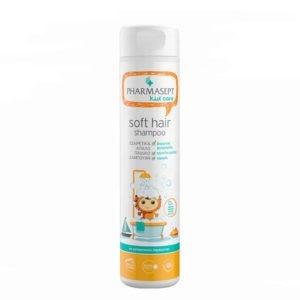 Σαμπουάν - Αφρόλουτρα Παιδικά Pharmasept Kid Care Soft Hair Shampoo Παιδικό Απαλό Σαμπουάν Καθημερινής Χρήσης 300ml