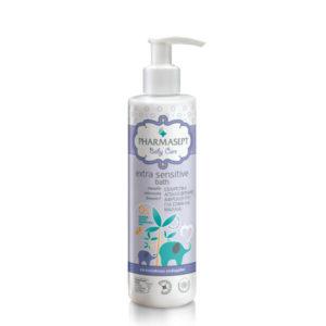 Σαμπουάν - Αφρόλουτρα Βρεφικά Pharmasept Pharmasept Baby Care Extra Sensitive Bath Απαλό Αφρόλουτρο για Σώμα και Μαλλιά 250ml