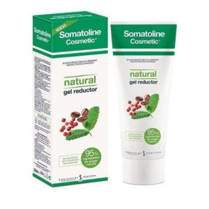 4Εποχές Somatoline Cosmetic Natural Slimming Gel Αδυνατίσματος 250ml