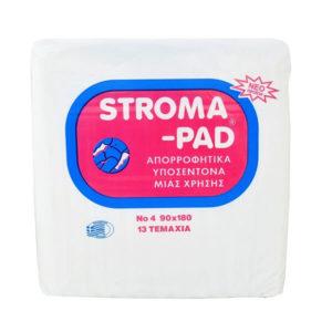 Βοηθήματα Ακράτειας StromaPad – Υποσέντονα 90×180 13τμχ