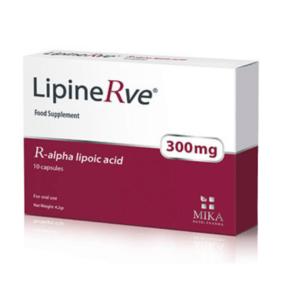 Διατροφή & Υγεία Mika – LipineRve Ισχυρό Συμπλήρωμα Διατροφης με Αντιφλεγμονώδεις και Αντιοξειδωτικές Ιδιότητες 10 κάψουλες