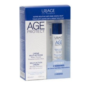 Daily Offers Uriage – Promo Age Protect Multi-Action Cream 40ml & Multi-Actions Intensive Serum 10ml
