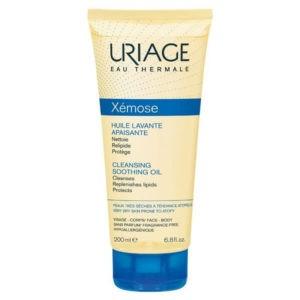 Άνδρας Uriage – Xemose Καθαριστικό Λάδι Προσώπου & Σώματος 200ml